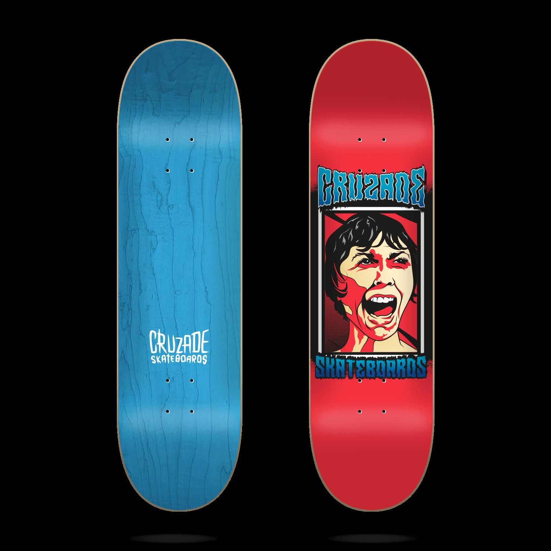 "Cruzade Face 8.25"" deck"