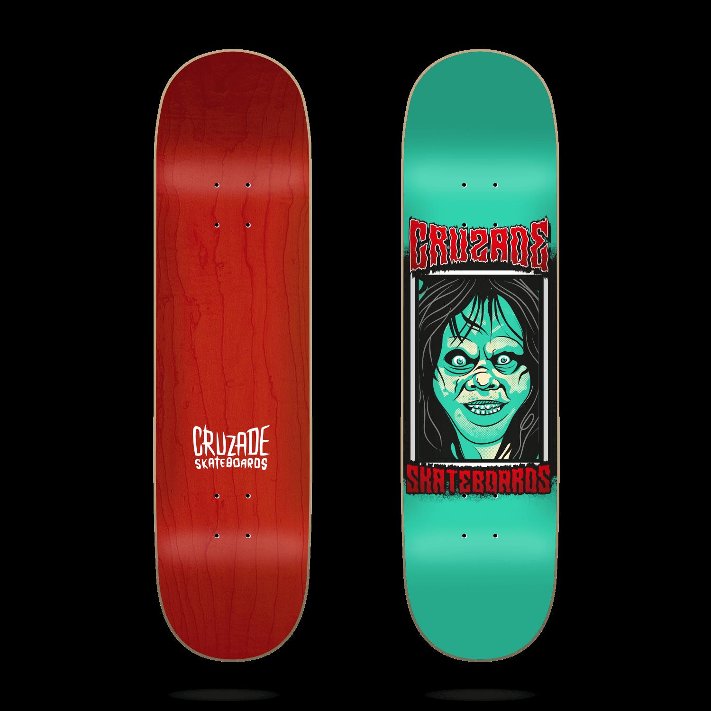 "Cruzade Face 8.5"" deck"