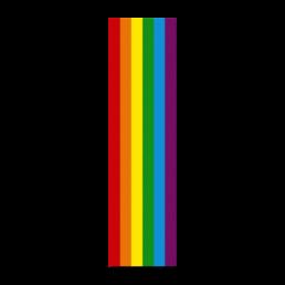 Cruzade Rainbow 9