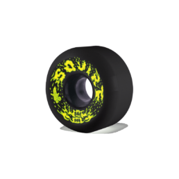 Cruzade Squirt 56mm 84A Black wheels pack