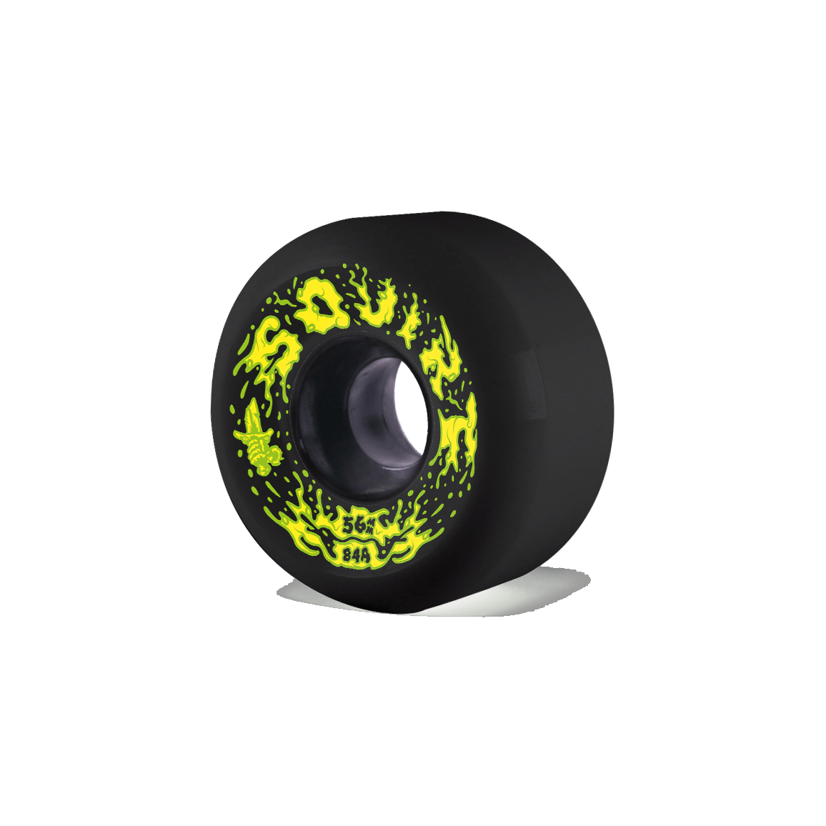 Cruzade Squirt 56mm 84A Black wheels pack