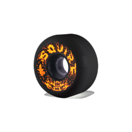 Cruzade Squirt 58mm 84A Black wheels pack