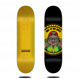Cruzade Shut Up & Skate 8.0