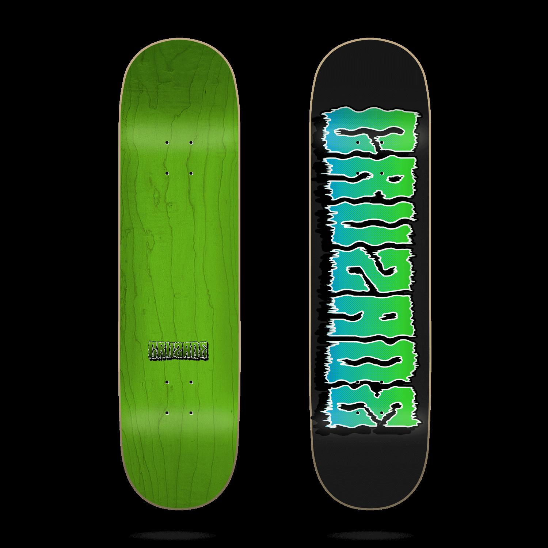 """Cruzade Wound 8.375"""" deck"""